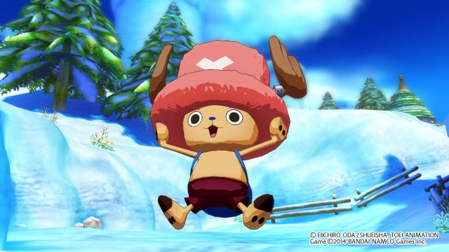 One Piece Unlimited World Red - Immagine 123123