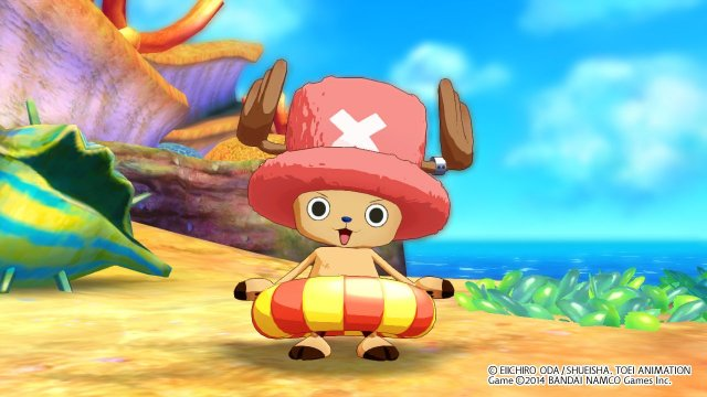One Piece Unlimited World Red - Immagine 123127