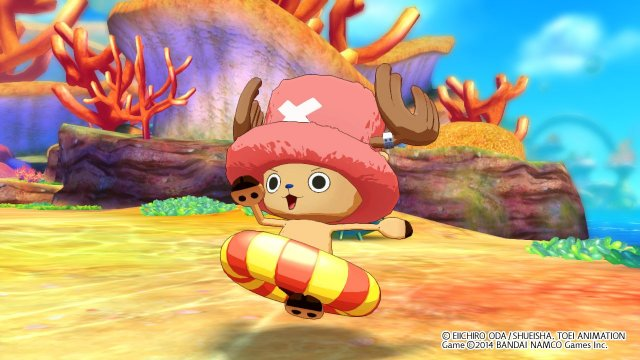 One Piece Unlimited World Red - Immagine 123131