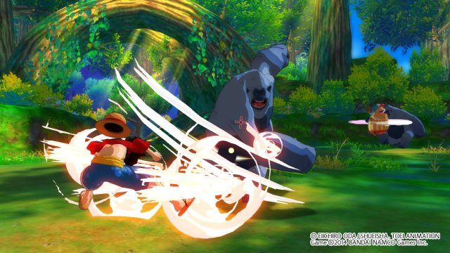 One Piece Unlimited World Red - Immagine 123139