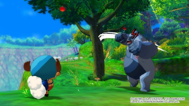One Piece Unlimited World Red - Immagine 123143