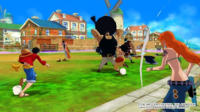 One Piece Unlimited World Red - Immagine 123151