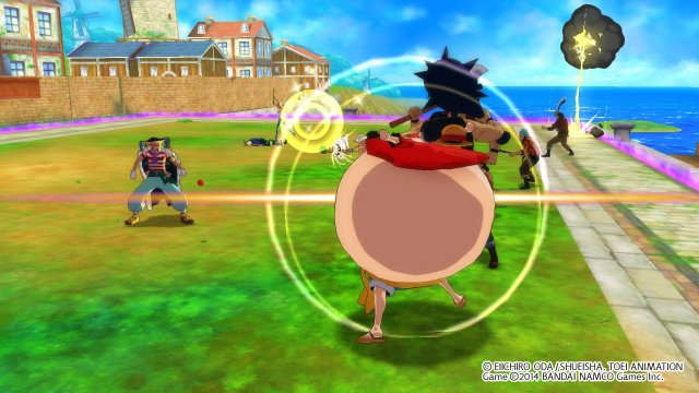 One Piece Unlimited World Red - Immagine 123155