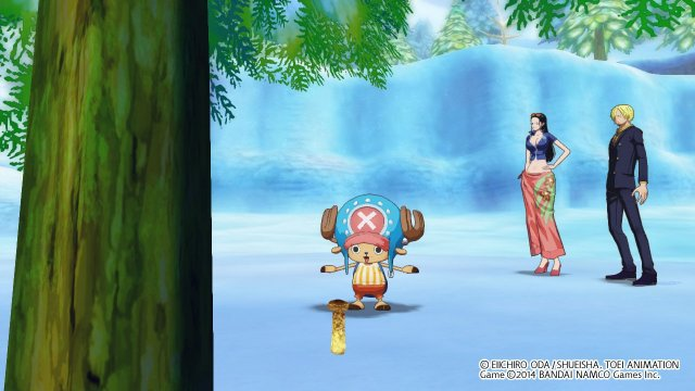 One Piece Unlimited World Red - Immagine 123159