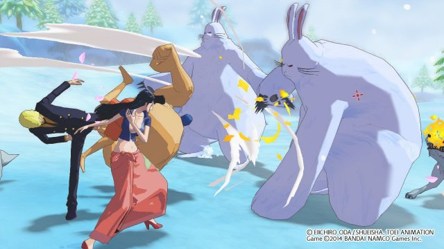 One Piece Unlimited World Red - Immagine 123163