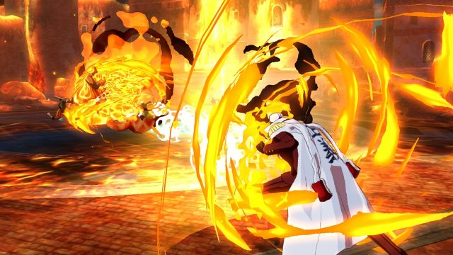 One Piece Unlimited World Red - Immagine 113293
