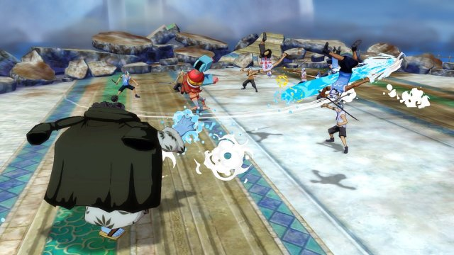 One Piece Unlimited World Red - Immagine 113349