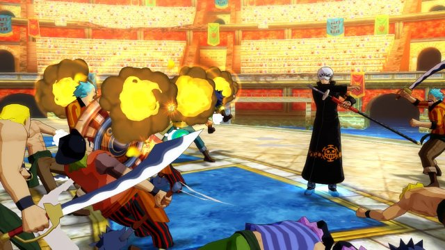 One Piece Unlimited World Red - Immagine 113361