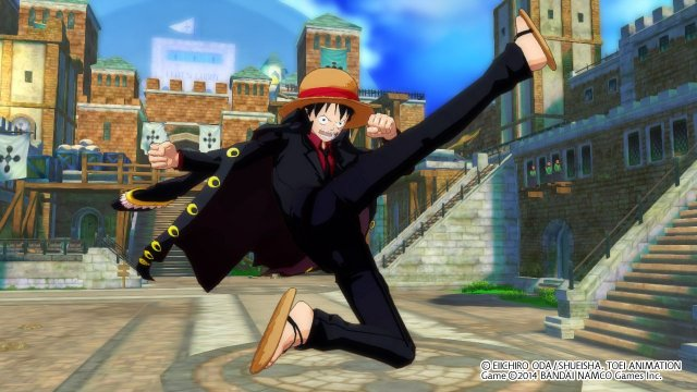 One Piece Unlimited World Red - Immagine 123680