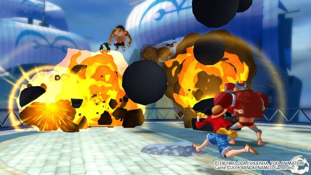 One Piece Unlimited World Red - Immagine 123692