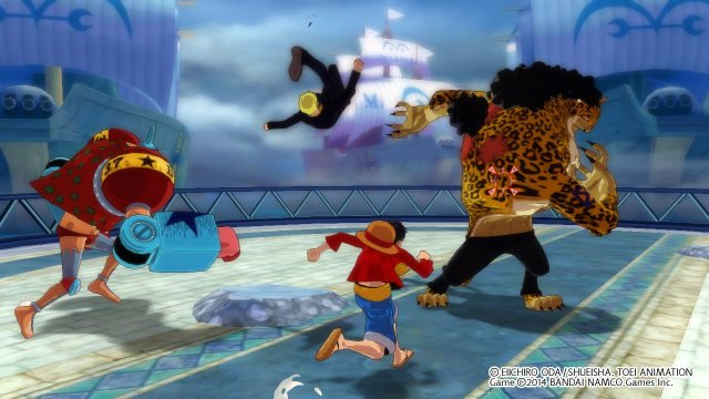 One Piece Unlimited World Red - Immagine 123696