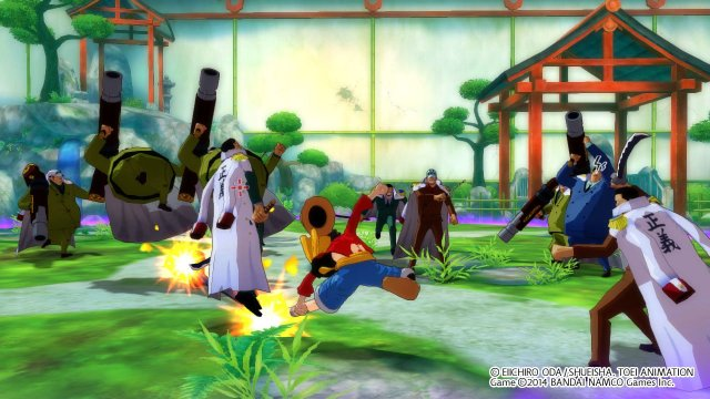 One Piece Unlimited World Red - Immagine 123700