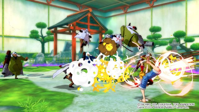 One Piece Unlimited World Red - Immagine 123704