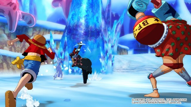 One Piece Unlimited World Red - Immagine 123712