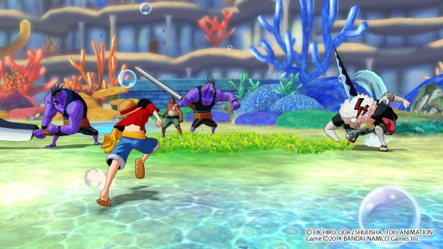 One Piece Unlimited World Red - Immagine 120669