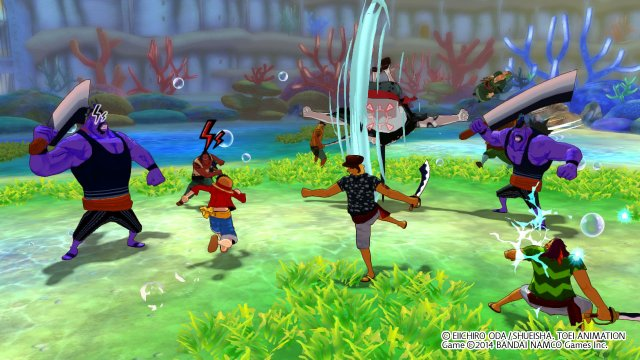 One Piece Unlimited World Red - Immagine 120670