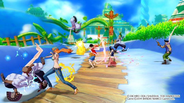 One Piece Unlimited World Red - Immagine 120671