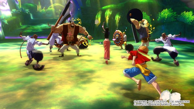 One Piece Unlimited World Red - Immagine 120672