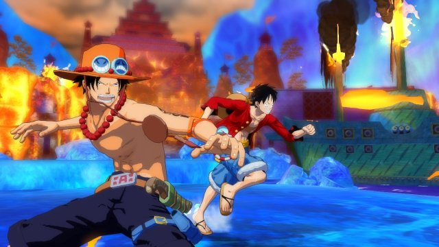 One Piece Unlimited World Red - Immagine 111375