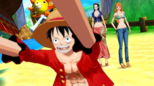 One Piece Unlimited World Red - Immagine 111403