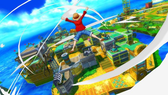 One Piece Unlimited World Red - Immagine 111407