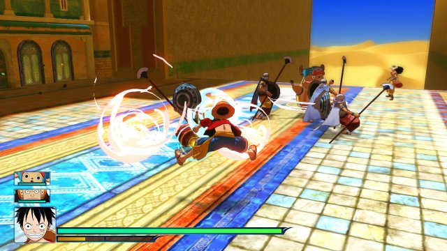 One Piece Unlimited World Red - Immagine 111419