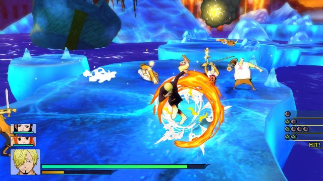 One Piece Unlimited World Red - Immagine 111427