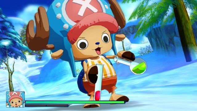 One Piece Unlimited World Red - Immagine 111431