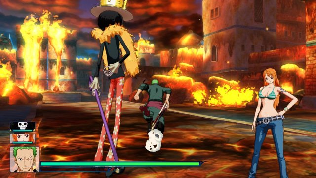 One Piece Unlimited World Red - Immagine 111443