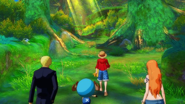 One Piece Unlimited World Red - Immagine 111451