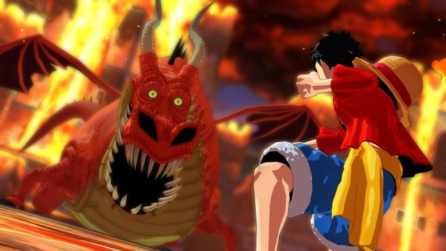 One Piece Unlimited World Red - Immagine 111455