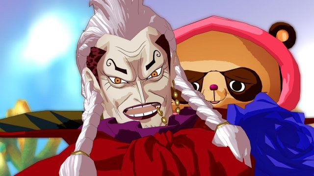 One Piece Unlimited World Red - Immagine 111515