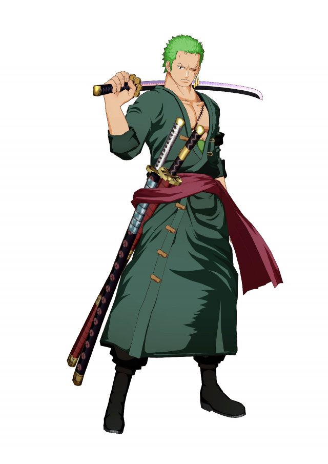 One Piece Unlimited World Red - Immagine 111547