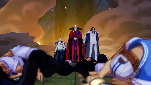 One Piece Unlimited World Red - Immagine 107941