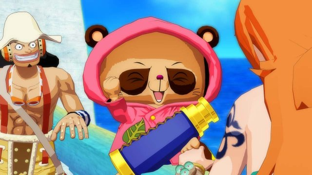 One Piece Unlimited World Red - Immagine 107943