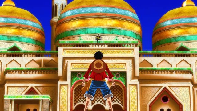One Piece Unlimited World Red - Immagine 107947