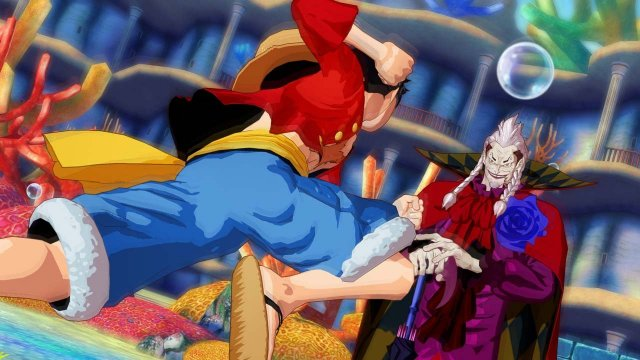 One Piece Unlimited World Red - Immagine 107952
