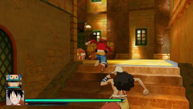 One Piece Unlimited World Red - Immagine 107962