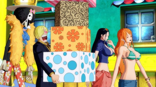 One Piece Unlimited World Red - Immagine 107965