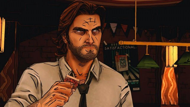 The Wolf Among Us Episode 3: A Crooked Mile immagine 110092