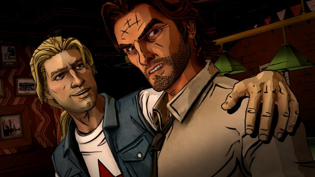 The Wolf Among Us Episode 3: A Crooked Mile immagine 110095