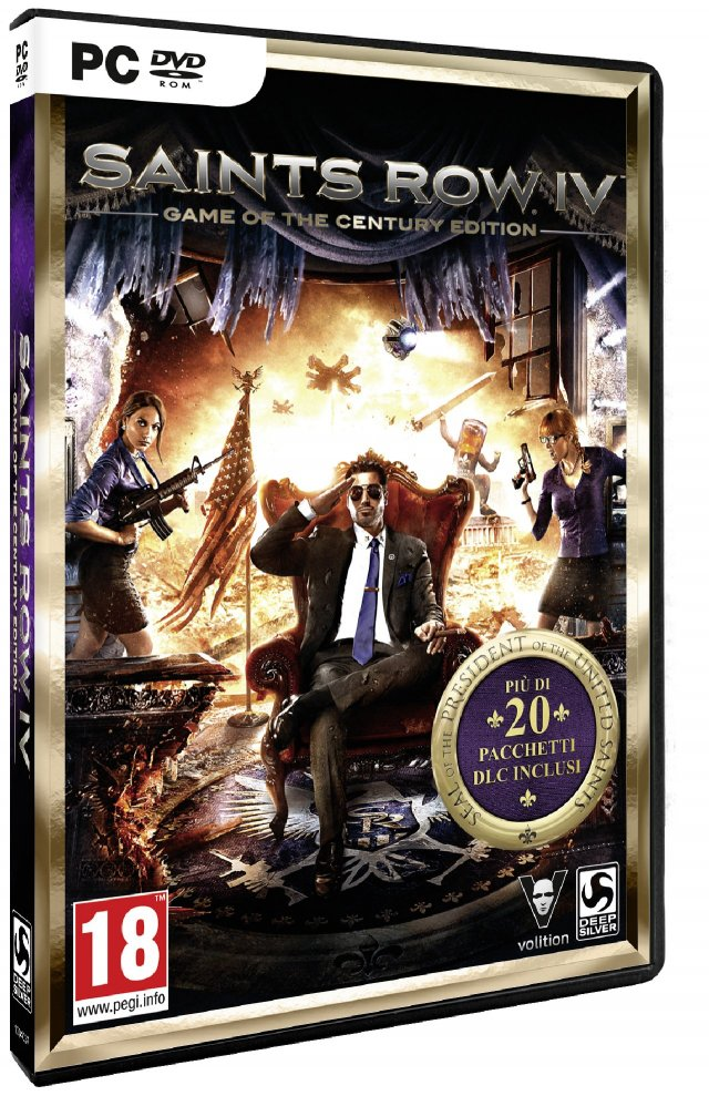 Saints Row IV Game Of The Century Edition immagine 110241