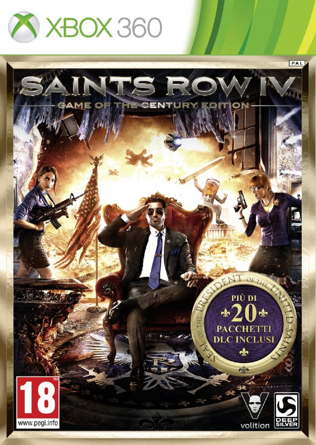 Saints Row IV Game Of The Century Edition immagine 110242
