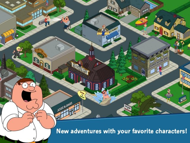 Family Guy: The Quest for Stuff immagine 110316