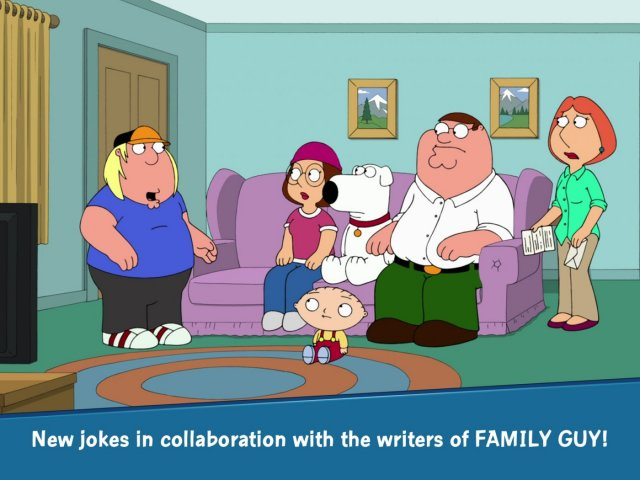 Family Guy: The Quest for Stuff immagine 110324