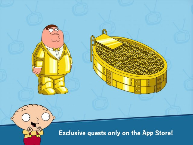 Family Guy: The Quest for Stuff immagine 110327