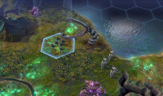 Sid Meier's Civilization: Beyond Earth immagine 110530