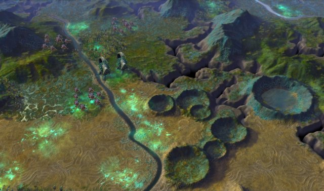 Sid Meier's Civilization: Beyond Earth immagine 110531