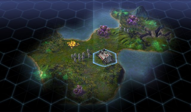 Sid Meier's Civilization: Beyond Earth immagine 110532