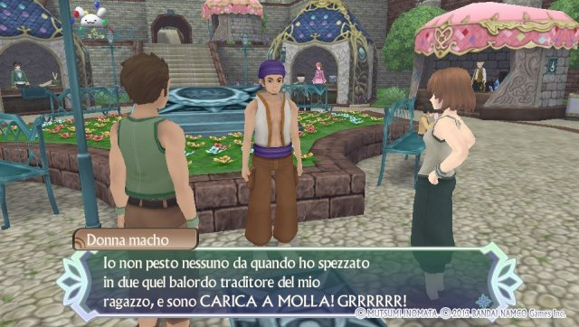 Tales of Hearts R immagine 133388